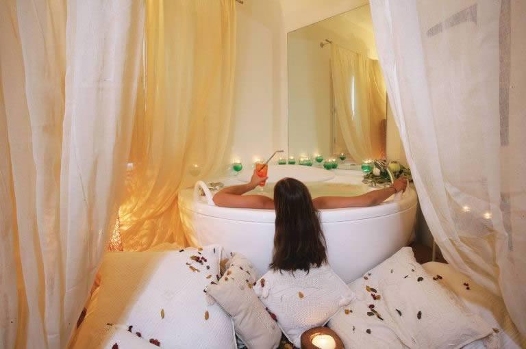 Bagno idromassaggio Tarthes Hotel