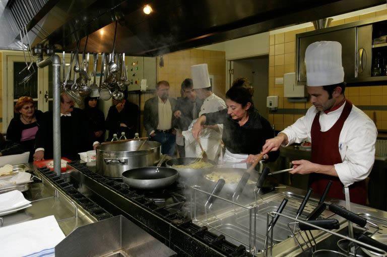Corsi di Cucina Tarthes Hotel