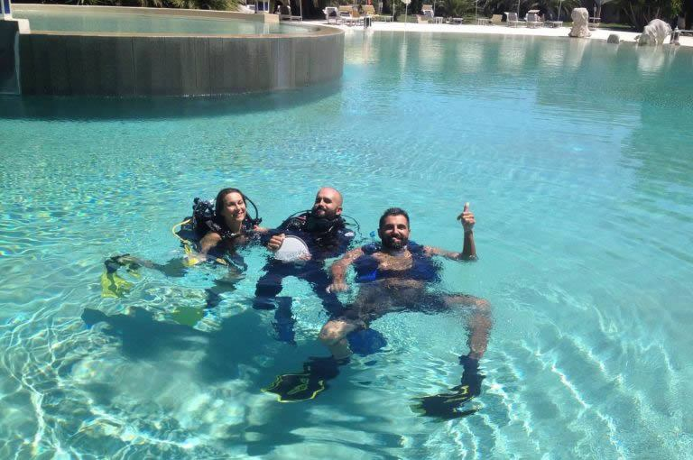 Corso di Diving Tarthes Hotel